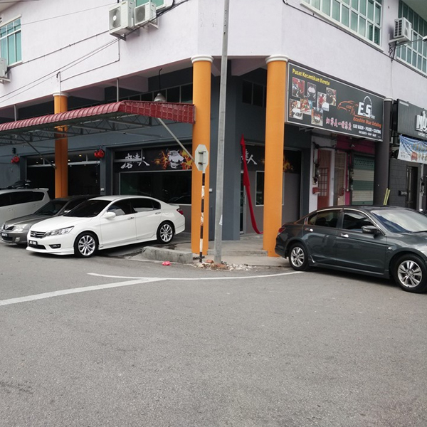 EcoShine Muar Car Wash