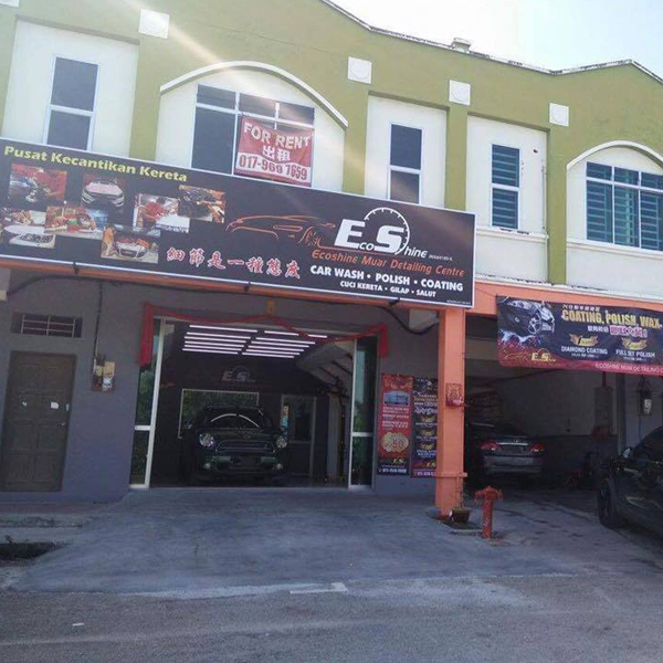 EcoShine Sungai Abong Car Detailing