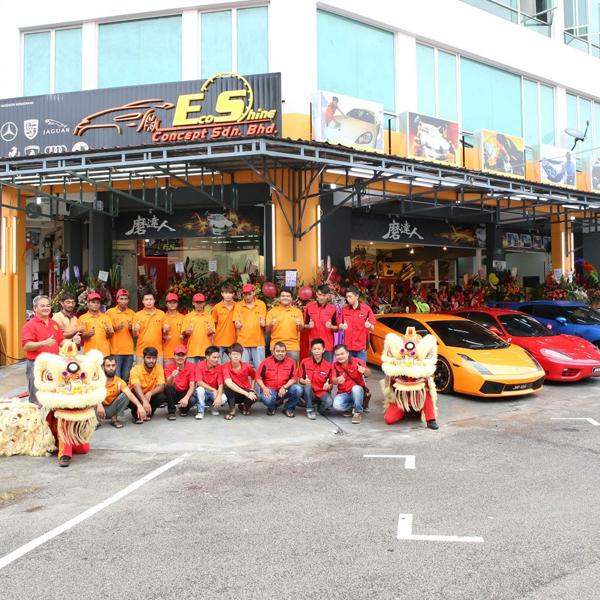 EcoShine Taman Gaya Auto Detailing