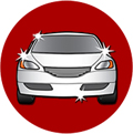 ecoshine car detailing icon