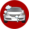 Ecoshine car wash icon