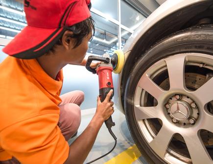 EcoShine Car Polish in Johor Bahru