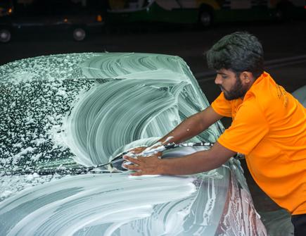 EcoShine Car Wash in Johor Bahru