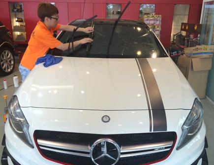 Ecoshine car tinting